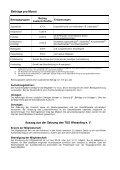 Turn- und Sportverein Wesseling eV Aufnahme- und Änderungsantrag - Page 2