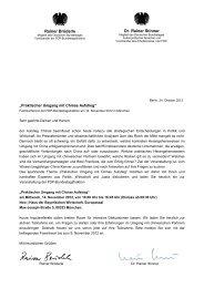 Infos zur Veranstaltung und Anmeldung - FDP-Bundestagsfraktion