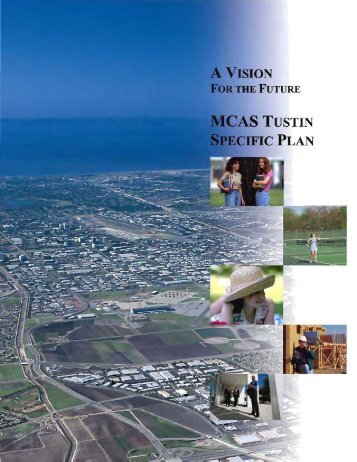 Plan Description - City of Tustin