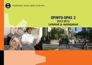 OPINTO-OPAS 2 - Tampereen teknillinen yliopisto