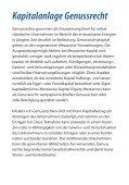 Kurzinformation Windwärts Genussrecht 2006 - Seite 4
