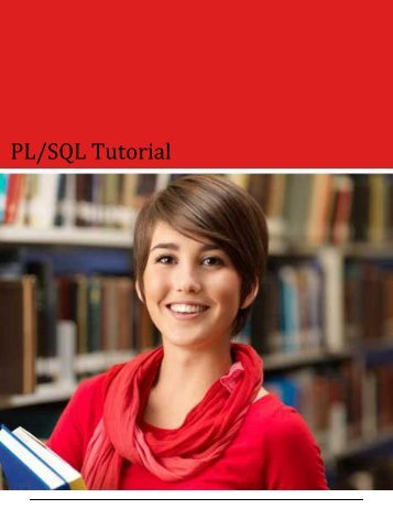 download pl/sql tutorial (pdf - Tutorials Point