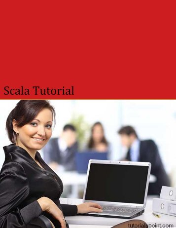 Download Scala Tutorial (PDF Version) - Tutorials Point