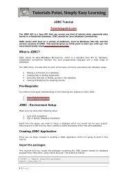 Download Operating System Tutorial (PDF Version) - Tutorials