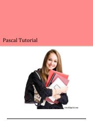 Download Operating System Tutorial (PDF Version) - Tutorials