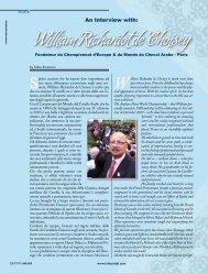 William Richardot de Choisey is much more than - tutto arabi