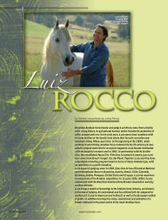 Brazilian Arabian horse breeder and judge Luiz Rocco ... - tutto arabi