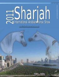 SHARJAH International Arabian Horse Show 2011 - tutto arabi