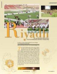 The Third Al Mohamadia Arabian Horse Cham- pionship ... - tutto arabi