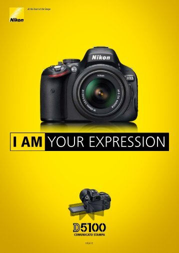 I AM YOUR EXPRESSION - Tuttofoto