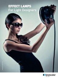 effect lamps - Tuttofoto