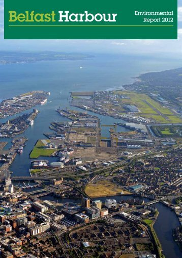 Environmental Report 2012 - Belfast Harbour