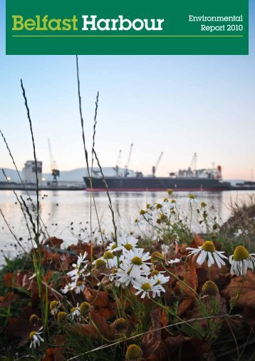 Environmental Report 2010 - Belfast Harbour