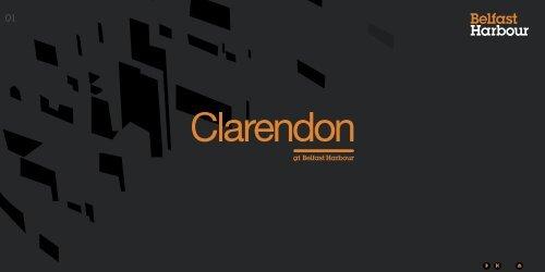 Clarendon Brochure - Belfast Harbour