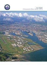 Corporate Plan 2008 - 2012 - Belfast Harbour