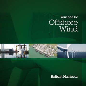 Offshore Wind - Belfast Harbour