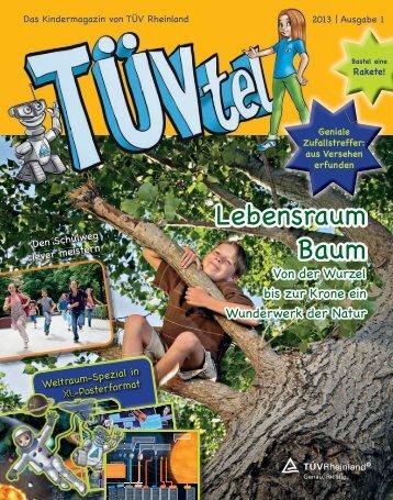 TÜVtel 1/13 - TÜV Rheinland