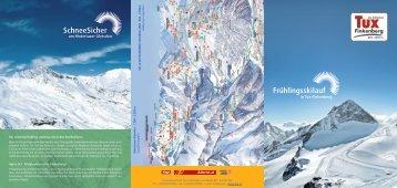 Frühlingsskilauf 2013 - Tux