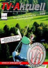 TVAktuell 2009-2.pdf - TV Arbergen von 1893 eV