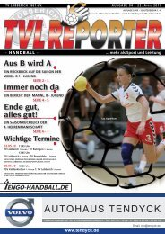 Ausgabe 04/2010 - TV Lobberich