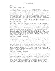Draft 1 The Killing NetworkDr1.SCW - Zen 134237