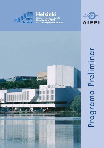 Comité Ejecutivo - AIPPI