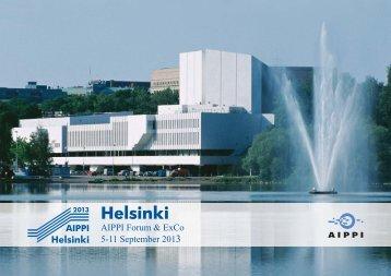 Helsinki - AIPPI