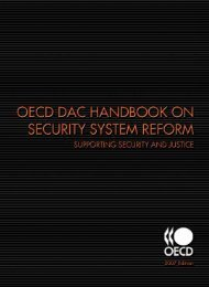 OECD DAC Handbook on Security System Reform - Organisation for ...