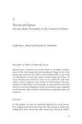 The Social Dance - Claremont McKenna College