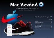 Mac Rewind - Issue 17, KW21 - MacTechNews.de - Mac Rewind