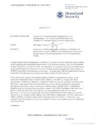 Homeland Security - Penn State Law