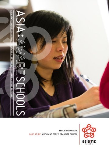 Download the case study - Asia New Zealand Foundation