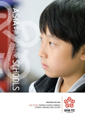 case study - Asia New Zealand Foundation