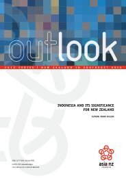 Download Indonesia and its Significance for New Zealand report