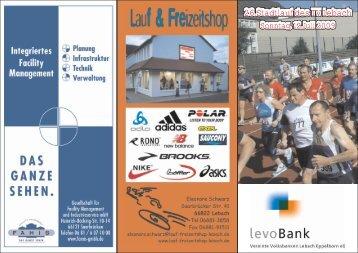 26.Stadtlauf des TV Lebach