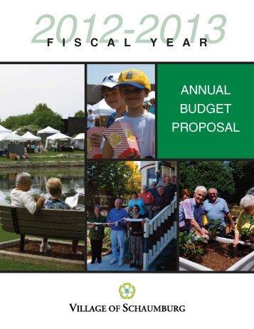 PDF File Schaumburg 2012-13 budget - Daily Herald