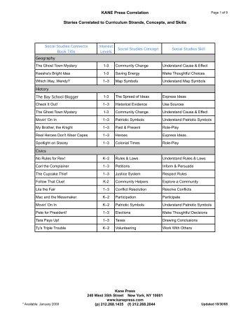 Download the curriculum correlation for SCIENCEFOCUS 7