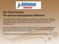Scientific poster printing san diego
