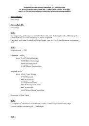 Protokoll der Mitgliederversammlung vom 09.05.2012 - Felix ...