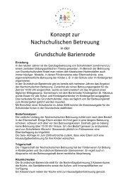 Konzept Soziale Betreuung Tagespflege Radolfzell