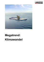 Megatrend: Klimawandel - Gymnasium Horkesgath