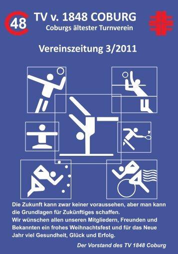 Heft 03/2011 - TV 1848 Coburg