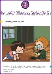Le petit Nicolas, épisode 2 : - TV5 Monde