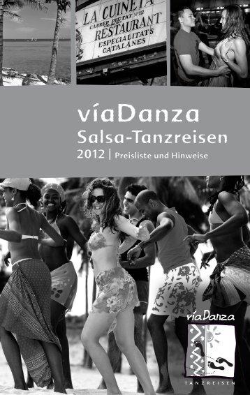 víadanza víadanza - Via Danza Tanzreisen