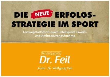 DIE ERFOLGS- STRATEGIE IM SPORT - Laufsport Tenne