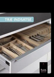TRÆ INDSATSE - Tvis