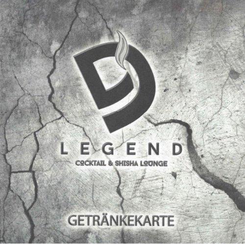 Legend Getränkekarte