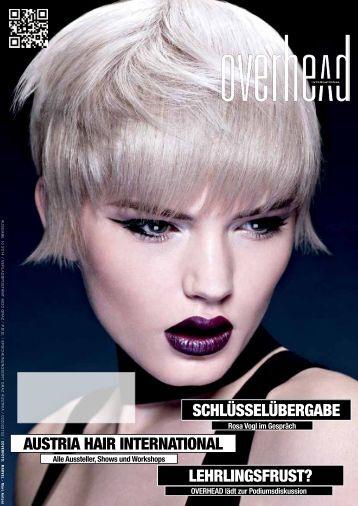 AUSTRIA HAIR MAGAZIN 2014