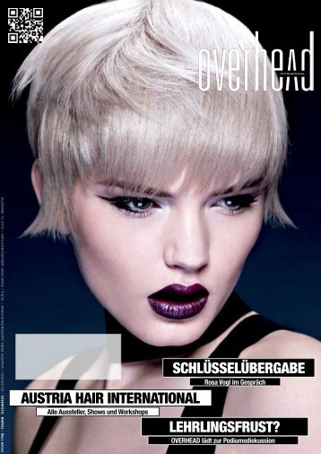 AUSTRIA HAIR MAGAZIN 2014