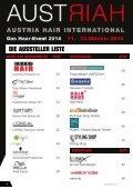 AUSTRIA HAIR MAGAZIN 2014 - Page 6